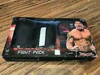 Wwe wii fight pack