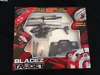 Bladez Gyro Helicopter with Electronic Mission Launcher (NEW - Unwanted Present)