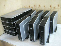 15x HP t510 Thin Client VIA Eden X2 U4200 2G DDR3 16G SATA Flash