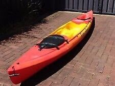SEAK SWIFT KAYAK Stafford Brisbane North West Preview