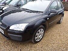 FORD. FOCUS. FRONT bumper used. 2005 2006.
