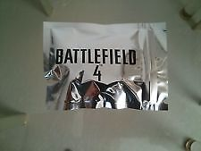 Battlefield 4 EB Games promotional dog tags (sealed package)