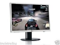 LG 22 INCH TFT CHEAP PC MONITOR HOME OFFICE COMPUTER CCTV
