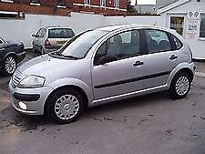 CITREON DESIRE CAR FOR SPARES AND REPAIRS