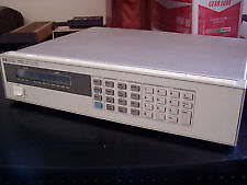 HP 6060A Electronic Load