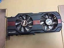 GTX570 asus direct cuii edition