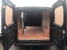 Interior Van Kit service, conversion, campervan, van, trailer bespoke custom, shelfs, mdf