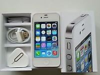 apple iphone 4 white 16gb gig ee orange t mobile virgin