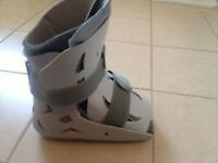 AIRCAST WALKING BOOT- 3 TO CHOOSE FROM