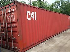 Steel Storage Containers - Cargo Containers