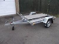 3 bike trailer