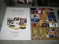 Michael Jackson Video Greatest Hits History Uk dvd