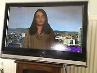 JVC 37-Inch LCD HD TV, Freeview, Remote, NO OFFERS