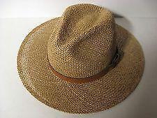 3da1b0693aa03 Vintage Stetson Straw Hat