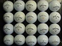 50 CALLAWAY GOLFBALLS