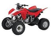 Honda 400EX ATV