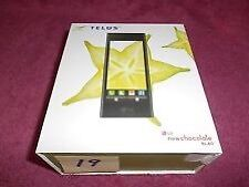 Lg Telus touch screen phone