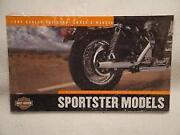 Harley Davidson Sportster Owners Manual
