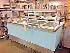 Used 4 Well Steam Table
