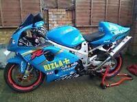suzuki tl1000r mint swap px classic car bike van