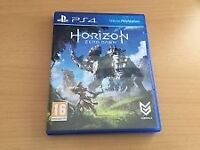 Horizon Zero Dawn PS4 Perfect condition