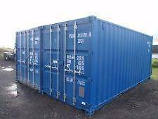 Quantity of 20ft  Shipping Containers Hire Rental Maryborough Fraser Coast Preview