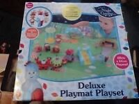 In the night garden deluxe playmat set