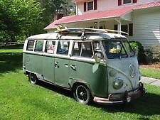 Vw bus wanted