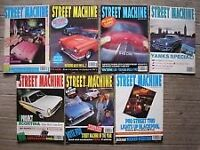 Massive collection of Street Machine magazines