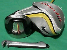 Golf nike sq dymo2 str8-fit  driver stiff left hand