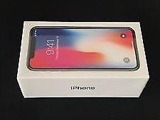 Apple iphone X - 64gb - Space Grey - UNLOCKED - BRAND NEW - SEALED -