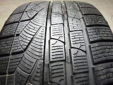 235/40R18 set of 2 Pirelli Winter Used (inst. bal.incl) 99% tread left