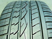 2 x 235/35R21 Continental Cross Contact UHP *Pneus D'occasion