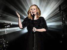 Adele Sydney 2 x 'A RESERVE' Tickets North Sydney North Sydney Area Preview
