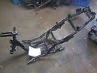 Longjia raptor 125cc frame 2013
