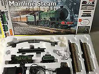 R1032 HORNBY TRAIN SET B12 IN VERY GOOD CONDITION