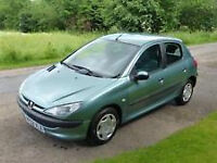 For sale Peugeot 206 GX HDI