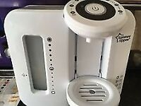 Tommee tippee white Prep machine for sale