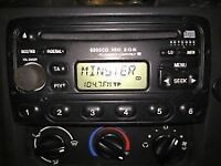 Ford 6000 CD player with code fiesta transit focus etc