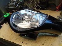 honda sh 125cc headlight