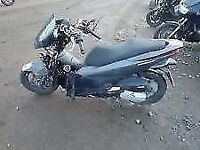 Breaking Honda pcx 125 for parts