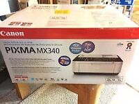 Canon PIXMA MX340 All-In-One Inkjet Printer