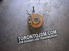 JDM HONDA PRELUDE BB6 SH 97-01 BRAKE SPINDLE - FRONT-EACH