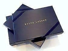 Ralph Lauren Gift Boxes