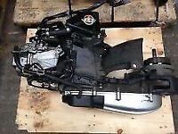 Honda pcx 125cc engine (2016 model)