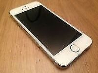 APPLE IPHONE 5S 16GB IN GOLD MOBILE PHONE ** VODAFONE/LEBARA*