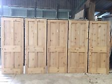 North Yorkshire Pine Doors