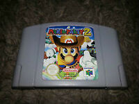 N64 games - Mario Party 2, Zelda Ocarnia of Time, Tony Hawk PS 2