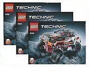 Lego Technik Jeep