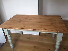 Farmhouse table 4ft x 3ft